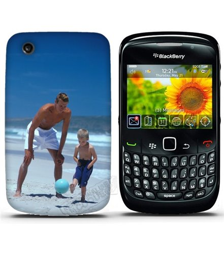 Cover BlackBerry Curve 8520 personalizzata