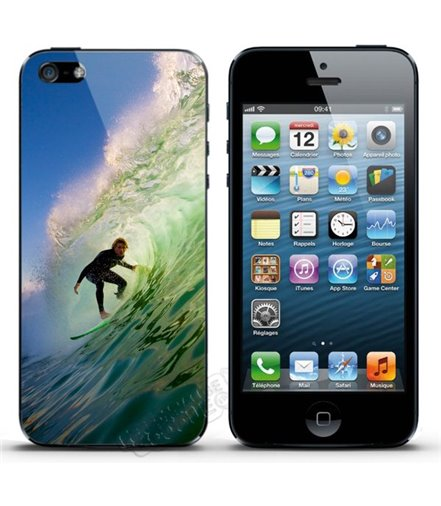 Cover Apple iPhone 5 personalizzata