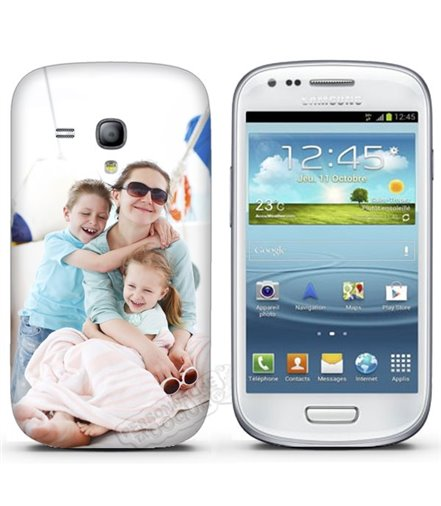 Cover Samsung Galaxy S3 Mini personalizzata