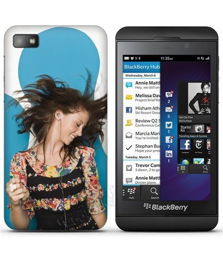 Cover BlackBerry Z10 personalizzata