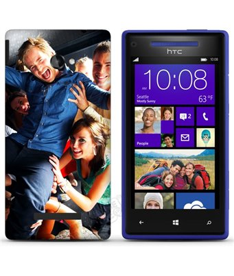 Cover HTC Windows Phone 8X personalizzata
