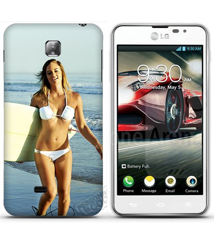 Cover LG Optimus F5 personalizzata