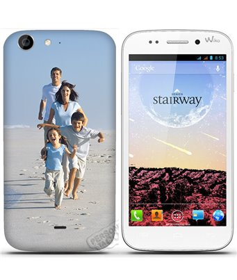 Cover Wiko Stairway personalizzata