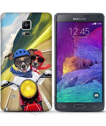 Cover Samsung Galaxy Note 4 personalizzata