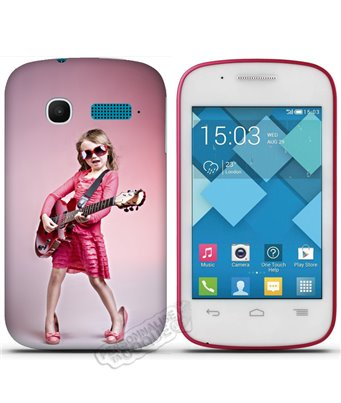 Cover Alcatel One Touch Pop C1 personalizzata