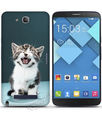 Cover Alcatel Hero personalizzata