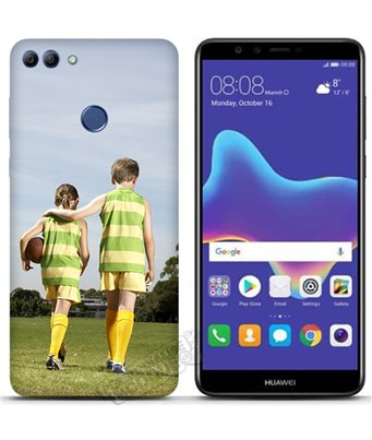 Cover Huawei Y9 2018 personalizzata