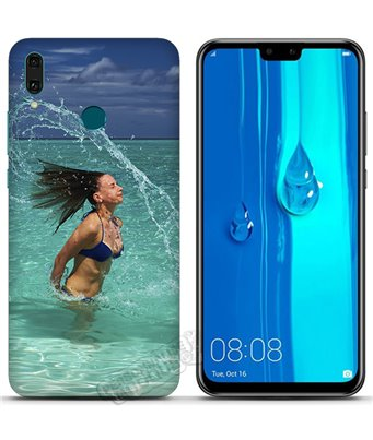 Cover Huawei Y9 2019 personalizzata