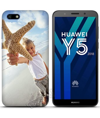 Cover Huawei Y5 2018 personalizzata