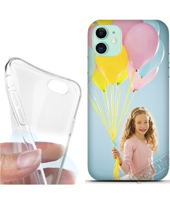 Cover morbida Apple iPhone 11 personalizzata