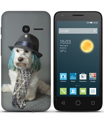 Cover Alcatel One Touch Pixi 3 (4.5) personalizzata