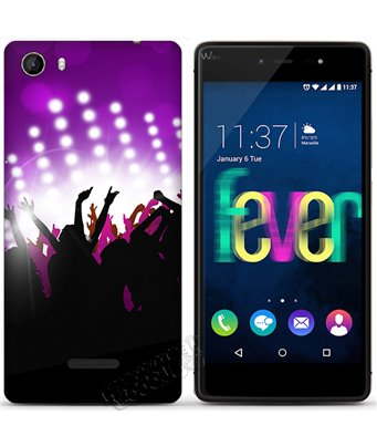 Cover Wiko Night Fever personalizzata