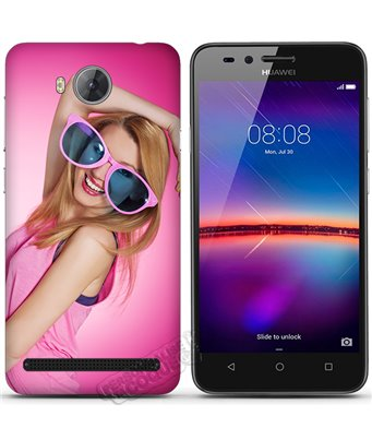 Cover Huawei Y3 II personalizzata