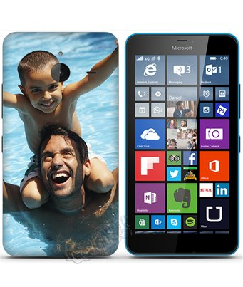 Cover Nokia Lumia 640 XL Double Sim personalizzata
