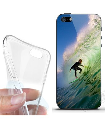Cover morbida Apple iPhone 5SE personalizzata